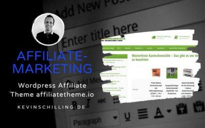 WordPress Affiliate Theme affiliatetheme.io