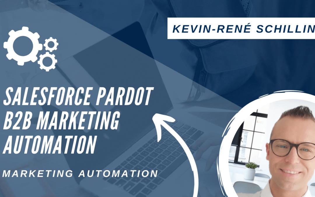 Salesforce Pardot B2B Marketing Automation